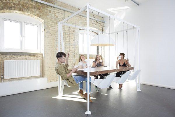 DuffyLondon Swing Table 7