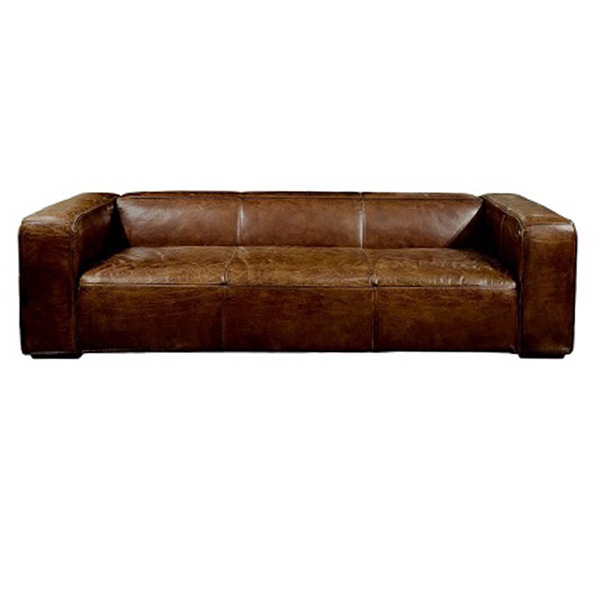 Superiore Leather Sofa – World of Seating