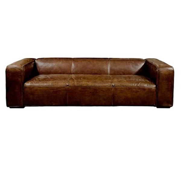 Superiore Leather Sofa