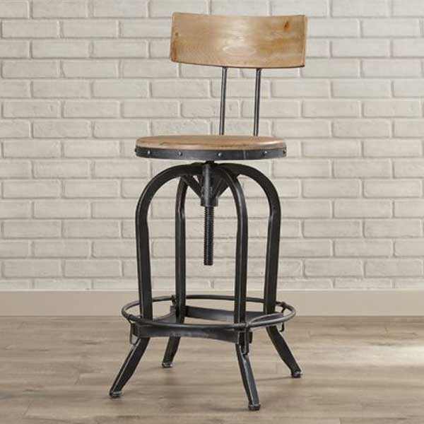Dunn<br>Bar Stool