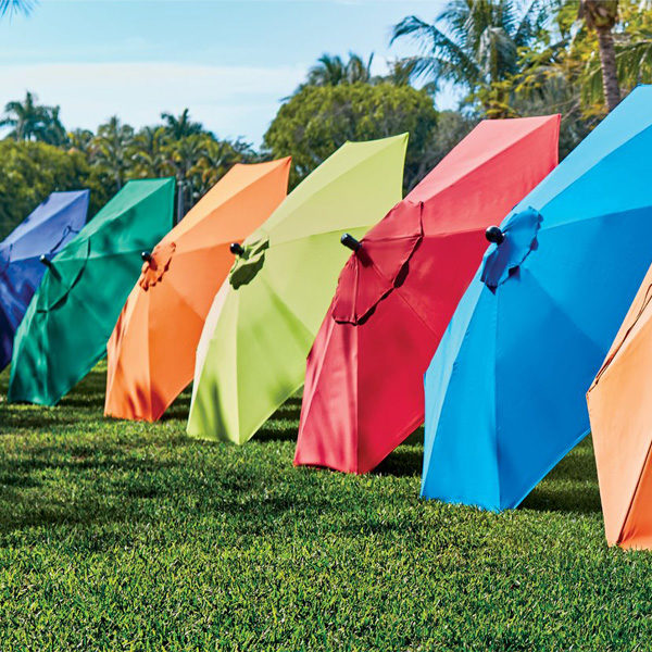 9′ Umbrella Colors