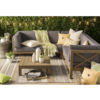Clessidra Side Table Gray1