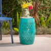 Ferro Accent Table Teal