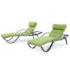 Sunbrella Loungers Gingko Green