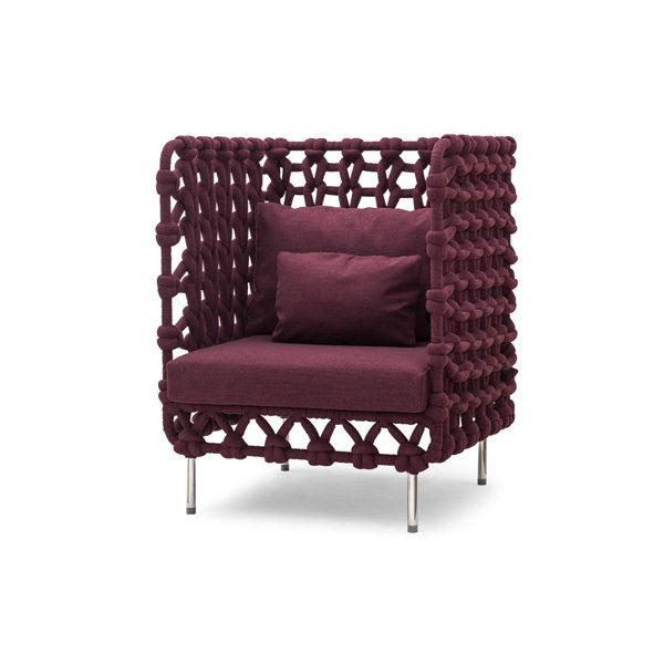 Cabaret Plum Chair