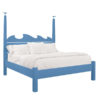 High Tide Bed French Blue