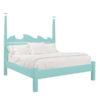 High Tide Bed Porch (Teal)