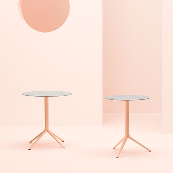 Pink Marble Duo