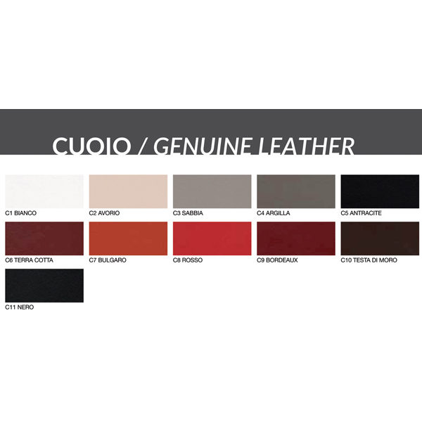 Genuine Leather Options
