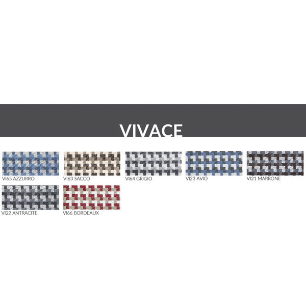 Vivace Fabric Options