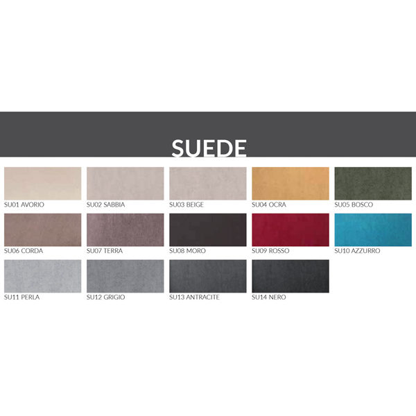 Suede Options